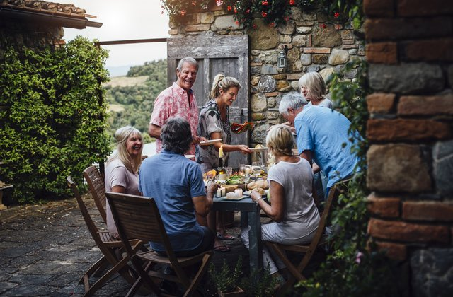How to Retire in Italy